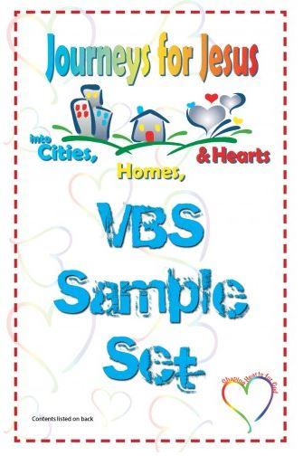 Journeys for Jesus VBS logo